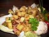 Rychlá bramborová večeře recept