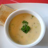 Bramborová polévka po francouzsku recept