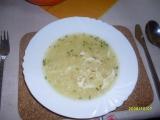Drožďovo-sýrová polévka recept