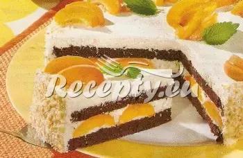 Kokosový dort recept  moučníky