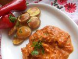 Omáčka z pečené papriky recept