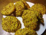 Kurkumové placičky z quinoy recept