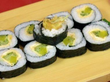 Sushi závitky Futo-Maki
