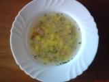 Rychlá uzená polévka recept