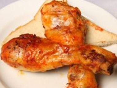 Zauzené kuřecí paličky s chilli, recept pro 6 osob.