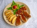 Krůtí kousky s kapií a rajčaty recept