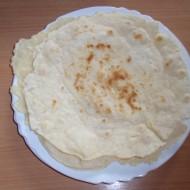 Mexické pšeničné tortilly recept