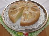 Mramorový koláč s hruškami recept