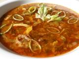 Slepičí dršťková polévka recept