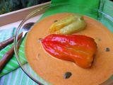 Plněné papriky ve smetanové omáčce s kapary recept  TopRecepty ...