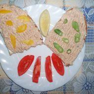 Rybí pomazánka s tvarohem recept