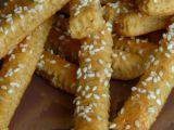 Pikantní tvarůžkové tyčinky recept