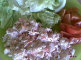 Kuřecí salát s jogurtem recept