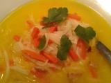 Selská pivní polévka s těstovinami recept