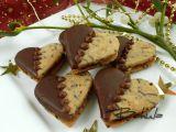 Čokoládová srdíčka recept