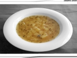 Vaňkova česnečka recept