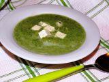 Mangoldová ( špenátová ) polévka s tofu recept