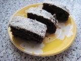 Perníkové medové řezy-hrníčkové recept
