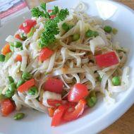 Veganské vietnamské nudle recept