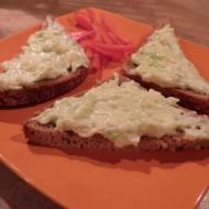 Cuketová pomazánka s česnekem recept