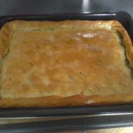 Makedonská pita recept