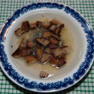 Historická česnečka recept