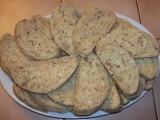 Chlebové knedlíky s cibulí recept
