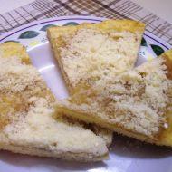 Slezský hruškový koláč recept