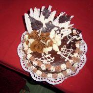 Falešný Sacher dort recept