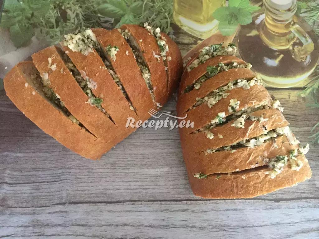 Odasův chleba recept  vaříme z toho co nám doma zbylo