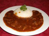 Maďarský tokáň z hovězího masa recept