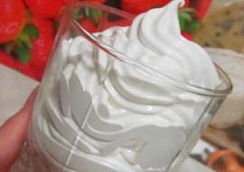 Labužo krém (z bílků) recept