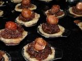 Ořechové mističky recept