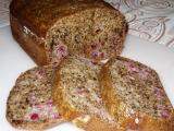 Rybízový chlebíček z pekárny recept