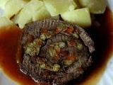 Plněné hovězí maso recept
