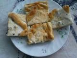 Mřížkový tvarohový koláč recept