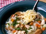 Římská polévka recept