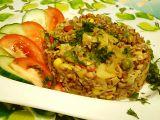 Pohanka se zeleninou recept