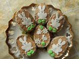 Velikonoční piškotová vajíčka recept