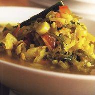 Pikantní zeleninová polévka recept
