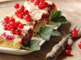 Rybízový koláč se sněhem recept