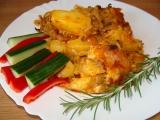 Hraběnčiny francouzské brambory recept