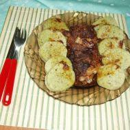 Bylinkové bramborové knedlíky recept