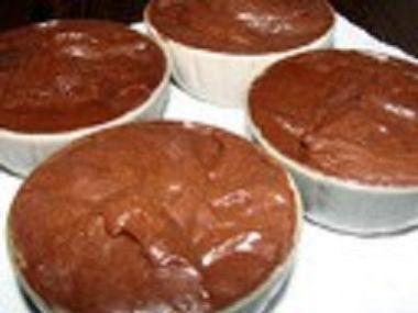 Čokoládový Mousse (pěna)