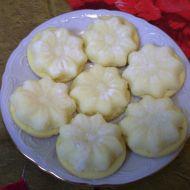 Kokosové kytičky recept