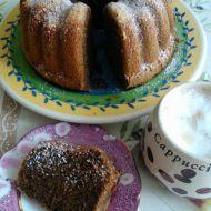 Kávová bábovka recept