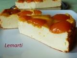 Meruňkový tvarohový koláč recept