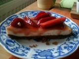 Cheesecake s jahodami recept