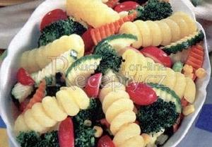 Míchaná zelenina