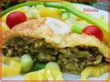 Rozmarýnové mleté maso s brokolicí v listovém těstě recept ...